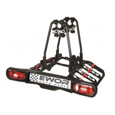 Bagażnik rowerowy / platforma rowerowa na hak 4 rowery Quattro 7/13 pin