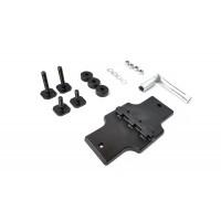 Adapter T-profil (wsuwki) do belek aluminiowych dla uchwytu rowerowego