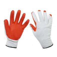 """Rękawice robocze """"brukarskie"""", pokryte 2 warstwami gumy, r. 10"""