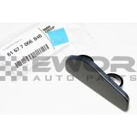 Osłona / zaślepka dyszy spryskiwacza - lewa E46 (BMW Oryginał-61677066847)