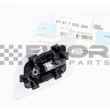 Osłona spryskiwacza reflektora, gruntowana prawa E93 / E93 (BMW Oryginał - 61677253394)