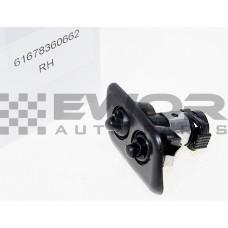 Dysza spryskiwacza reflektora prawa BMW 5 E39 (Zamiennik - 61678360662)
