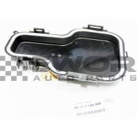 Zaślepka żarówek / pokrywka reflektora ksenonowego lewego E90 / E91 (BMW ORYGINAŁ - 63117159568)