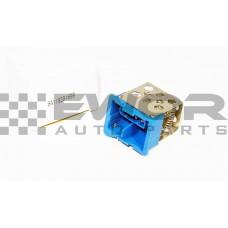 Element regulacyjny / opornik dmuchawy (regulator nawiewu) 5 (E34) 1.8-4.0 06.87-07.96 (BMW Oryginał - 64118391699)