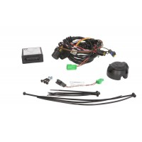 Zestaw elektryczny układu holowniczego / wiązka z modułem dedykowana (ilość pinów: 13) FORD C-MAX II, FOCUS III 04.10-