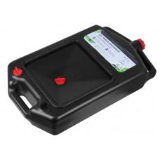 Pojemnik - kanister na zużyty olej, 8L
