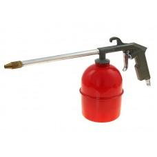 Pistolet do ropowania ze zbiornikiem