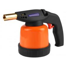 Palnik gazowy z płynną regulacją, na naboje 190g, typ 100 P03, zapalnik PIEZO EN521