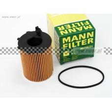 Filtr oleju B-MAX, C-MAX, FIESTA, FOCUS, FUSION, MONDEO, S-MAX, GALAXY - 1.4 / 1.5 / 1.6 TDCi (MANN HUMMEL-HU7162X)