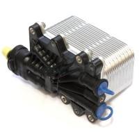 Chłodniczka oleju / wymiennik ciepła skrzyni biegów BMW E60/61 E63/64 E65 E83 (MAXGEAR-14-0029)