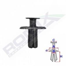 Kołek rozporowy FORD 80103 ROMIX (3893097)