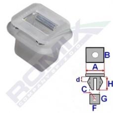 Gniazdo montażowe C60545 ROMIX (51417001629)
