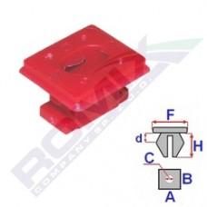 Gniazdo montażowe C60609 ROMIX (51458266814)