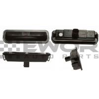 Przycisk / mikrostyk / włącznik otwierania pokrywy / klapy bagażnika + lampka oświetlenia tablicy rejestracyjnej (FORD Oryginał-1886014)