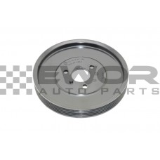 Koło pasowe pompy wspomagania diesel, M47, M57 E46, E39, E38, E53 (BMW ORYGINAŁ-32412247046)