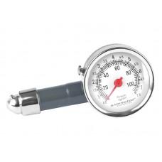 Ciśnieniomierz do kół metalowy