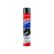 Cockpit Spray, Black, 750 ml