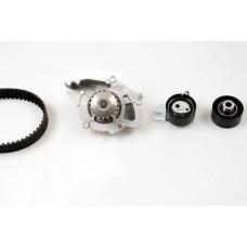 Zestaw rozrządu pompa wody FOCUS MK II, C-MAX, MONDEO MK IV, GALAXY, S-MAX, KUGA 2.0 TDCi (HEPU PK08010)