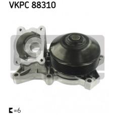 Pompa cieczy chłodzącej BMW 1 (E81), 1 (E82), 1 (E88), 3 (E90), 3 (E91), 3 (E92), 3 (E93), 5 (E60), 5 (E61), X1 (E84), X3 (E83) 2.0/2.0D 02.04-06.15 (SKF-VKPC88310)
