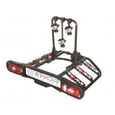 Bagażnik rowerowy / platforma rowerowa na hak 3 rowery TRIO 7/13 pin