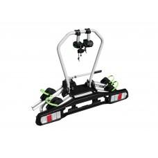 Platforma / bagażnik / uchwyt rowerowy - mocowany na hak do przewozu 2 rowerów