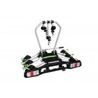 Platforma / bagażnik / uchwyt rowerowy - mocowany na hak do przewozu 3 rowerów