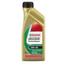 Olej silnikowy CASTROL EDGE TURBO DIESEL 5W40 1L