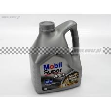 Olej syntetyczny MOBIL Super 3000 XE 5W30 4 Litry