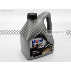 Olej półsyntetyczny MOBIL Super 2000 X1 10W40 4 Litry