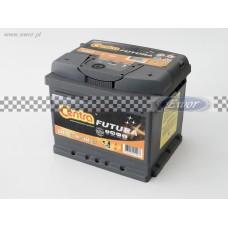 Akumulator rozruchowy 47Ah 450A CENTRA FUTURA-CA472