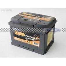 Akumulator rozruchowy 61Ah 600A CENTRA FUTURA-CA612
