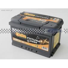 Akumulator rozruchowy 72Ah 720A CENTRA FUTURA-CA722