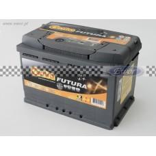 Akumulator rozruchowy 77Ah 760A CENTRA FUTURA-CA770