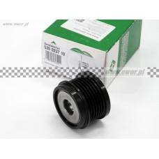 Koło pasowe alternatora / sprzęgiełko - FORD C-Max Fiesta Focus MK III (INA-535023710)