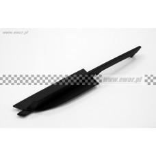Atrapa zderzaka / kratka zderzaka lewa - BMW E46 (BMW oryginał-51117054635)