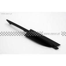 Atrapa zderzaka / kratka zderzaka prawa - BMW E46 (BMW oryginał-51117043496)