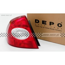 Lampa tylna Focus MK II Sedan (DEPO-4311960LUE)