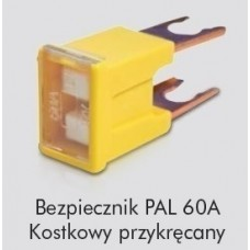 Bezpiecznik PAL 60A K