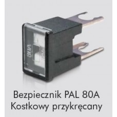 Bezpiecznik PAL 80A K
