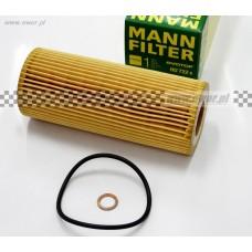 Filtr oleju MANN HUMMEL-HU722X