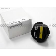 Korek zbiorniczka wyrównawczego płynu chłodniczego BMW E34, E36, E39, E46 E53, E83 (BMW oryginał-17117639022)