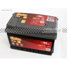 Akumulator rozruchowy CENTRA PLUS-CB712