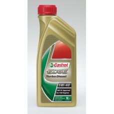 Olej silnikowy CASTROL-EDGE TURBO DIESEL 5W40 1L