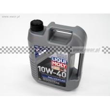 Olej silnikowy LIQUI MOLY-Leichtlauf MoS2 10W40 5L
