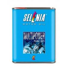 Olej silnikowy SELENIA-MULTIPOWER 5W30 2L