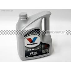 Olej silnikowy VALVOLINE-SYNPOWER 5W30 4L