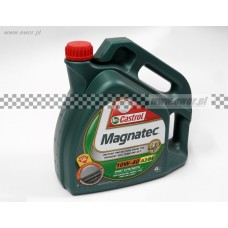 Olej silnikowy CASTROL MAGNATEC 10W40 4L