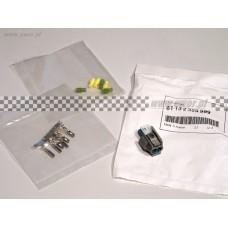Zestaw naprawczy obudowy gniazda sygnału dźwiękowego (BMW oryginał-61132359999)