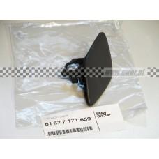 Zaślepka dyszy spryskiwacza reflektora lewa BMW E92 / E93 (BMW oryginał-61677171659)