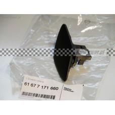 Zaślepka dyszy spryskiwacza reflektora prawa BMW E92 E93 (BMW oryginał-61677171660)